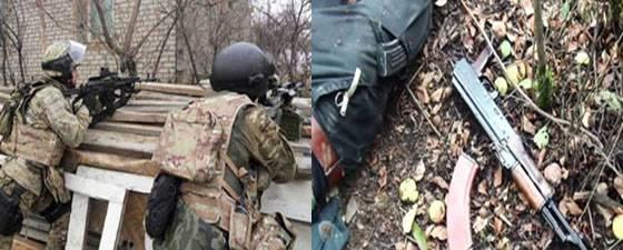 При нейтрализации боевиков в Назрани погибли двое бойцов спецназа ФСБ РФ