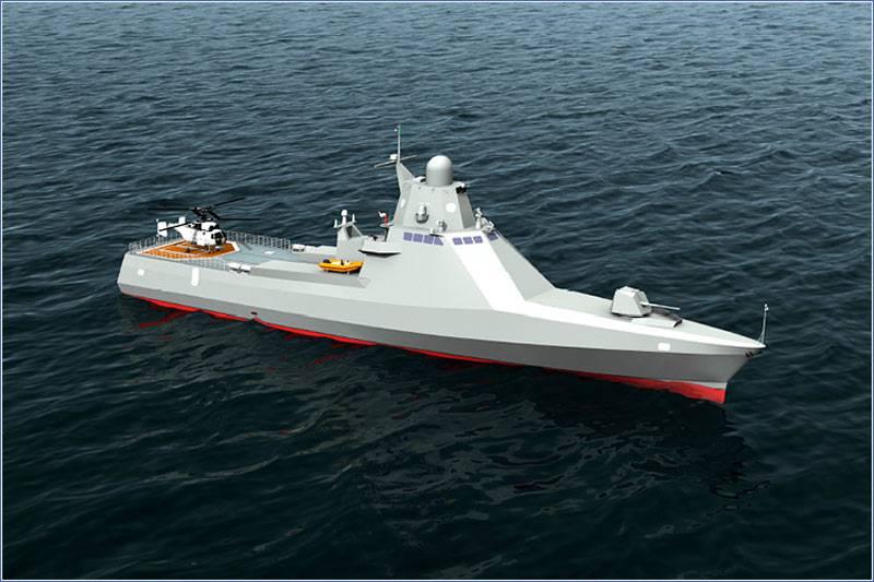 В Татарстане заложат пятый патрульный корабль