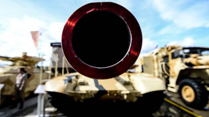 «Уралвагонзавод»  установит автоматизированную линию по производству пушек для новейшей бронетехники