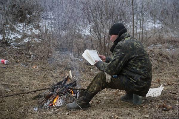 СБУ обнародовала видео задержания русских военных вКрыму