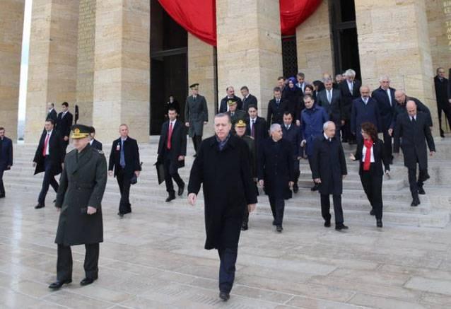 Эрдоган угрожает ЕС открытием границ для беженцев