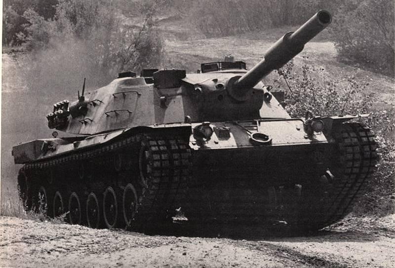Немецкий основной боевой танк Leopard 2: этапы развития. Часть 1