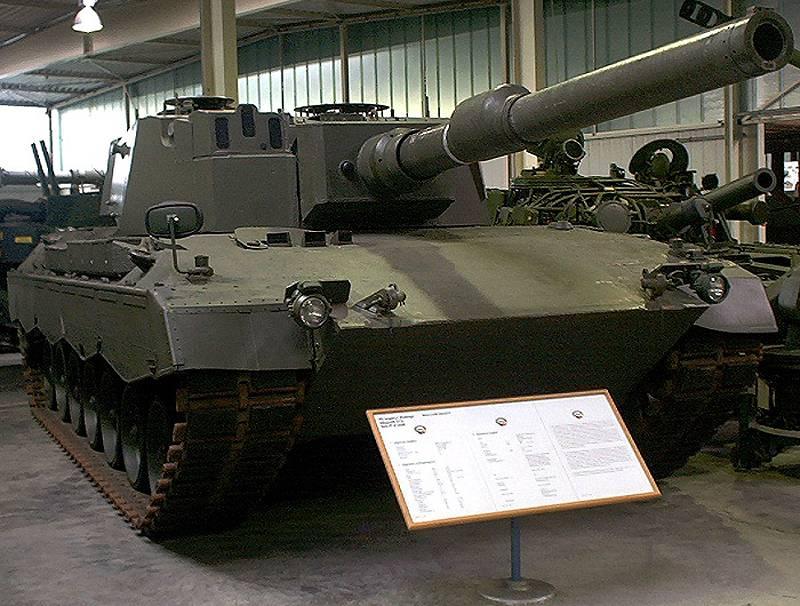 Немецкий основной боевой танк Leopard 2: этапы развития. Часть 2