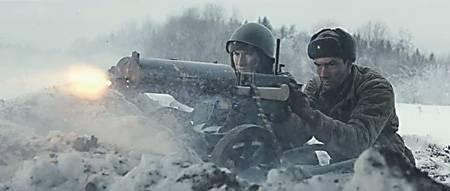 "28 Spartans olarak ""300 Panfilov"""