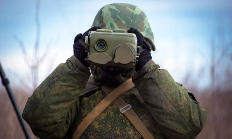 Спецназ ЦВО получил комплексы наблюдения «Ирония»