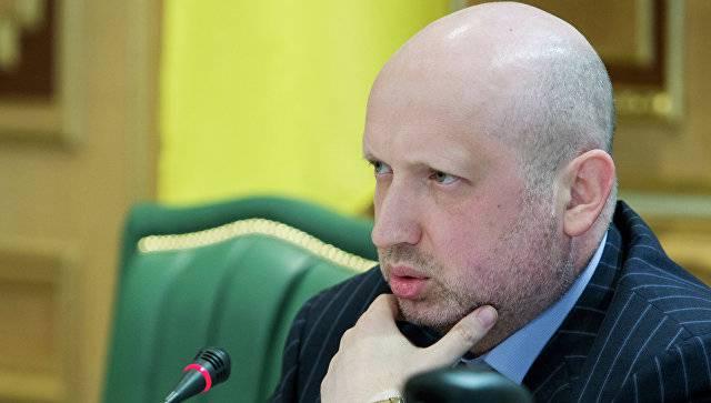 Турчинов: ВСУ не будут проводить стрельбы в Керченском проливе
