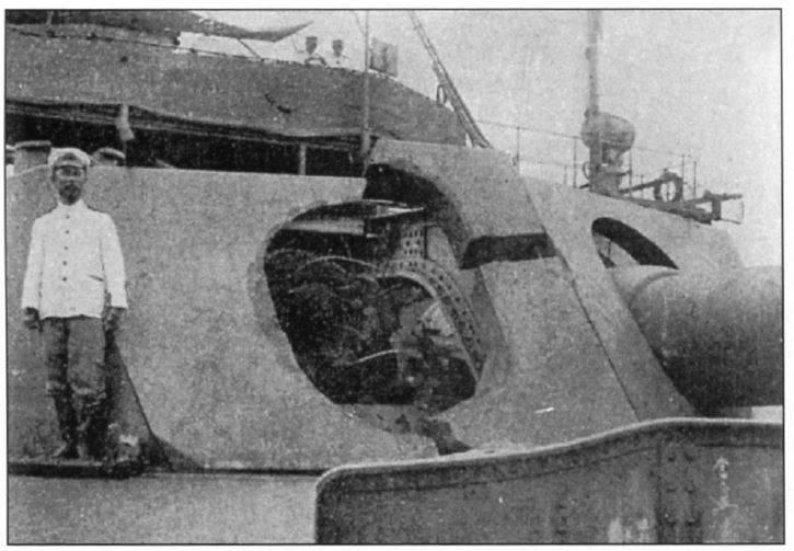 Бой в Желтом море 28 июля 1904 г. Часть 12: Отступление князя Ухтомского
