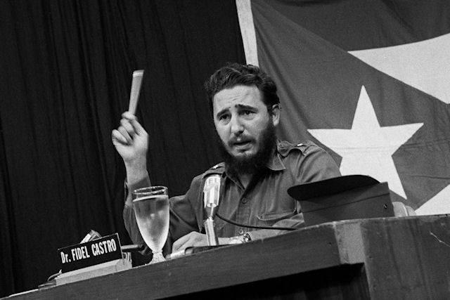 «Маяк свободы». Великий кубинец  ушел непобежденным