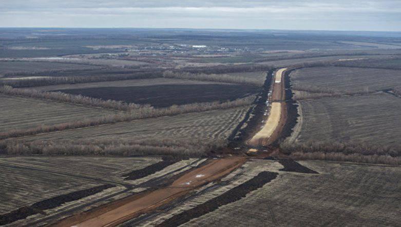 Железная дорога в обход «незалежной» заработает в 2017 г