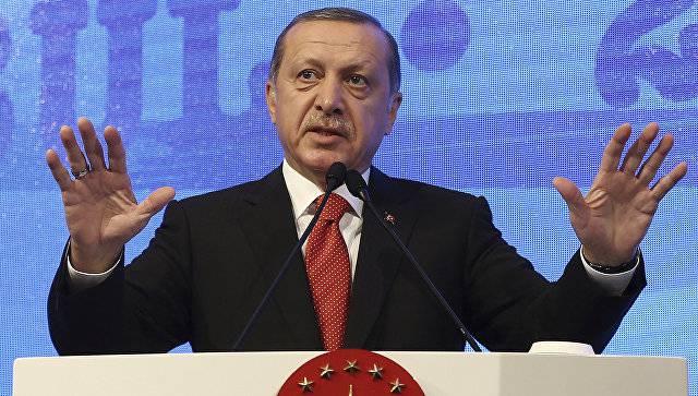 Эрдоган: Европарламент не управляет Турцией, и должен знать свое место