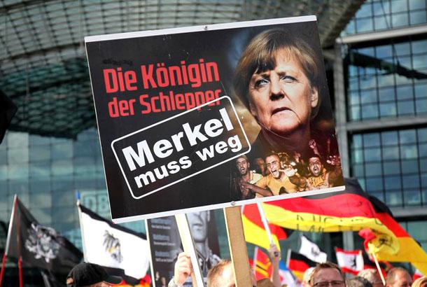 Путин займётся выборами в Германии