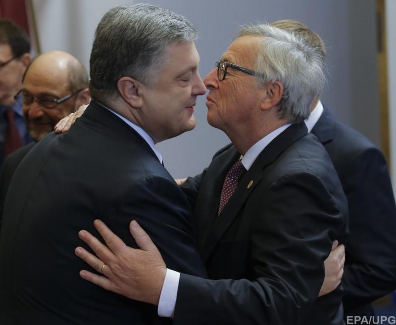 Почему европейцы отталкивают от себя украинцев?