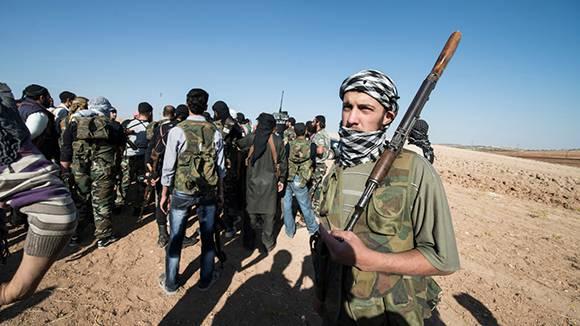 Дамаск предлагает чиновникам послужить в действующей армии