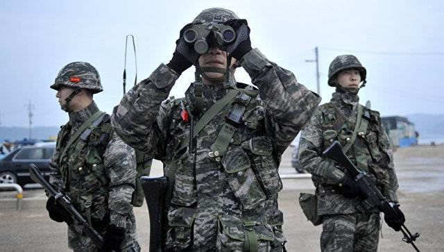 Южнокорейские военные посетили российское мотострелковое соединение в Приморье