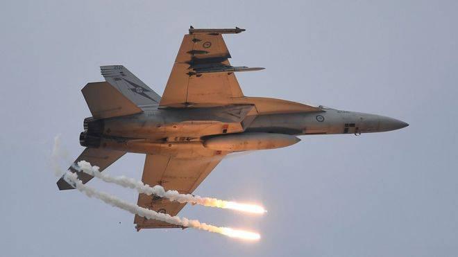 ВАльберте потерпел крушение истребитель канадских ВВС