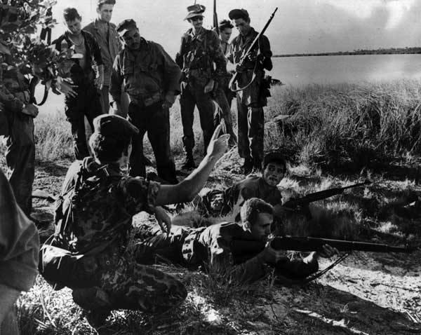Alfa 66. Castro eski yoldaşları tarafından nasıl ihanete uğradı?