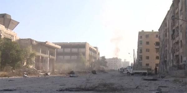 Боевики фактически признали поражение в Алеппо