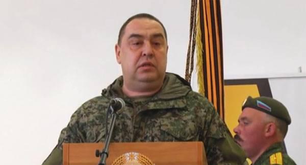 Глава ЛНР заявил, что Украина может развалиться в 2017 году