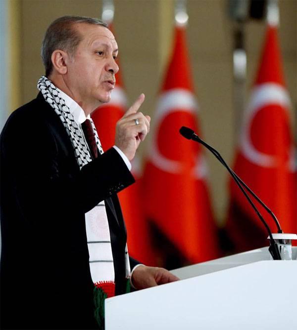 """Эрдоган: """"Войска Турции вошли в Сирию, чтобы положить конец тирании Асада"""""""
