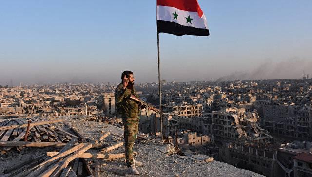 Пентагон: взятие Алеппо не способствует урегулированию сирийского конфликта