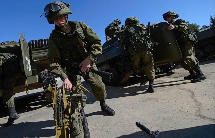 В ЦВО сформирована новая мотострелковая бригада