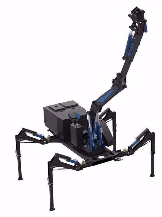Роботизированный комплекс РОИН Р-300