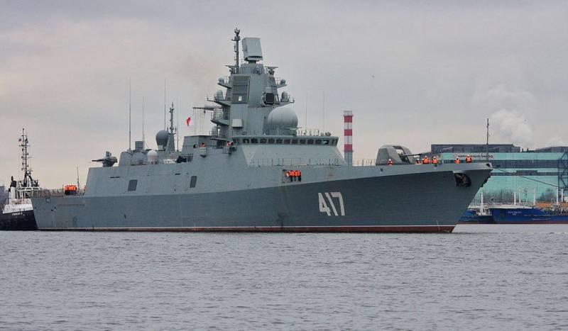 СМИ: «Адмирал Горшков» будет поставлен на ревизию всех систем и механизмов