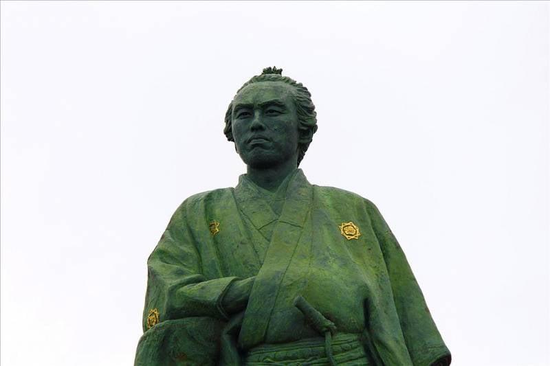 Дракон-конь: «новый человек» изменяющейся Японии. (Драматическая история в нескольких частях с прологом и эпилогом) Часть первая
