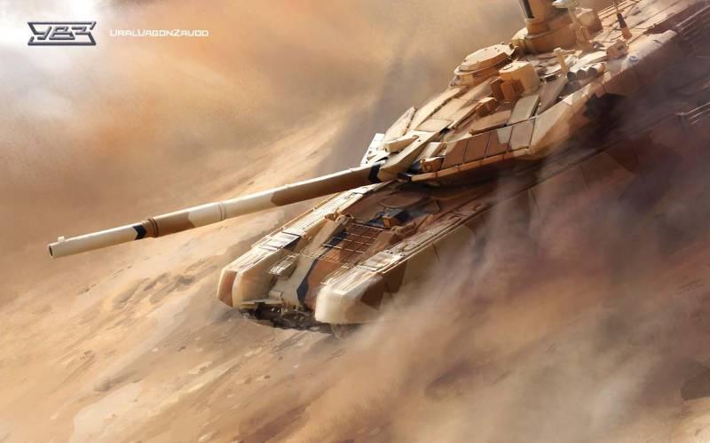Индия планирует закупить в России более 400 танков Т-90МС