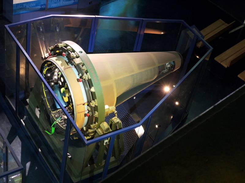 Баллистическая ракета средней дальности S-3 (Франция)