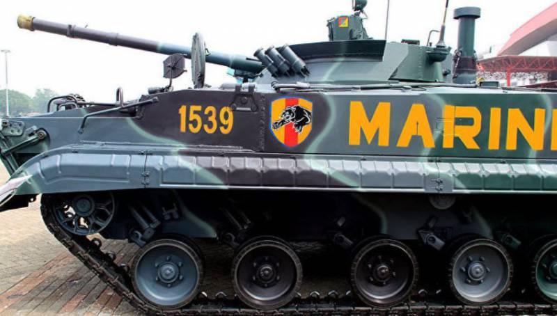 Индонезия намерена закупить ещё одну партию БМП-3Ф