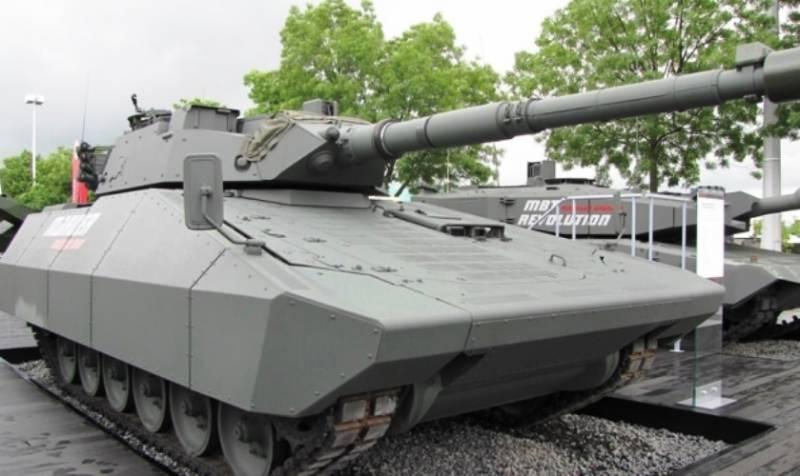 Списанные БМП Marder превратятся в танки