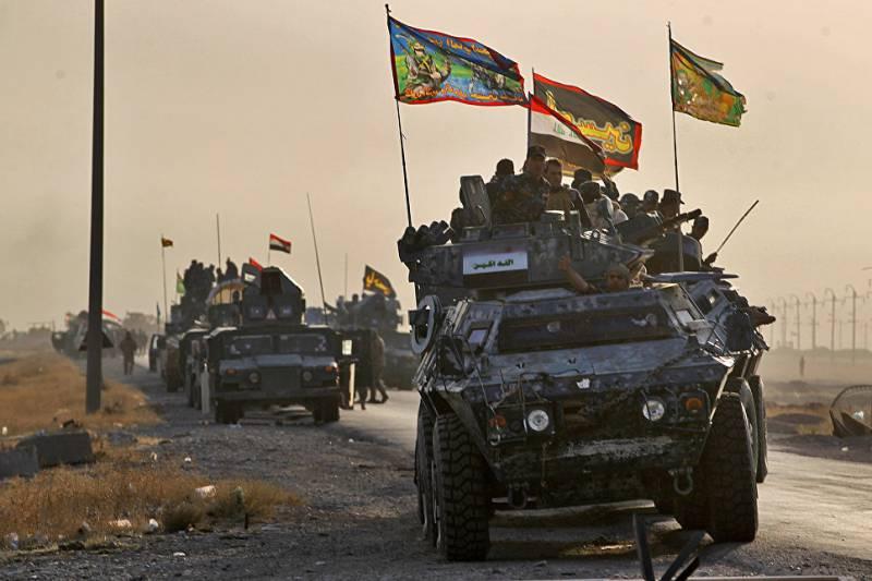 Иракские курды обратились к России с просьбой о военной помощи