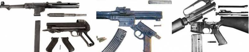 Оружие. AK vs AR. Часть I