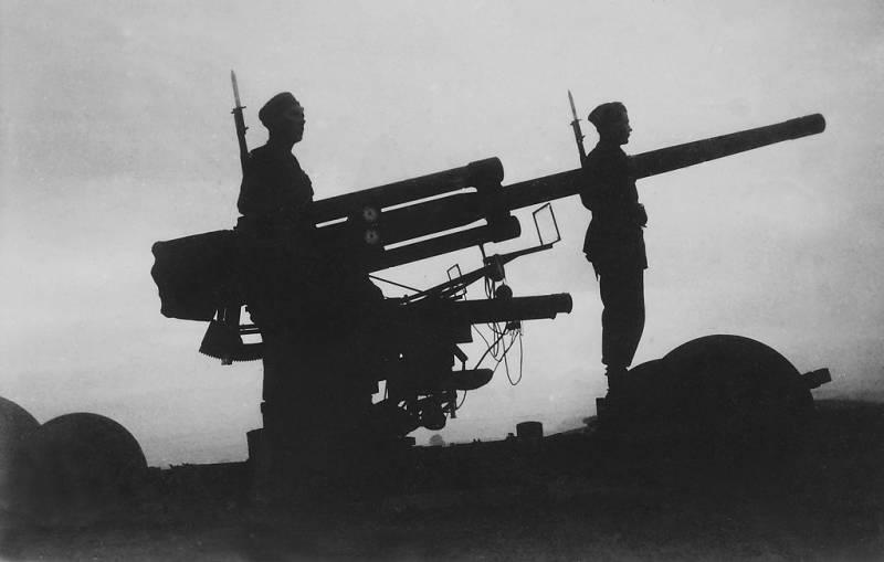 ПВО Швеции. Часть 1-я