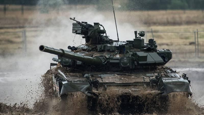 СМИ: Минобороны Индии одобрило закупку российских Т-90