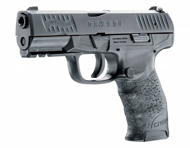 9-мм пистолет Walther Creed