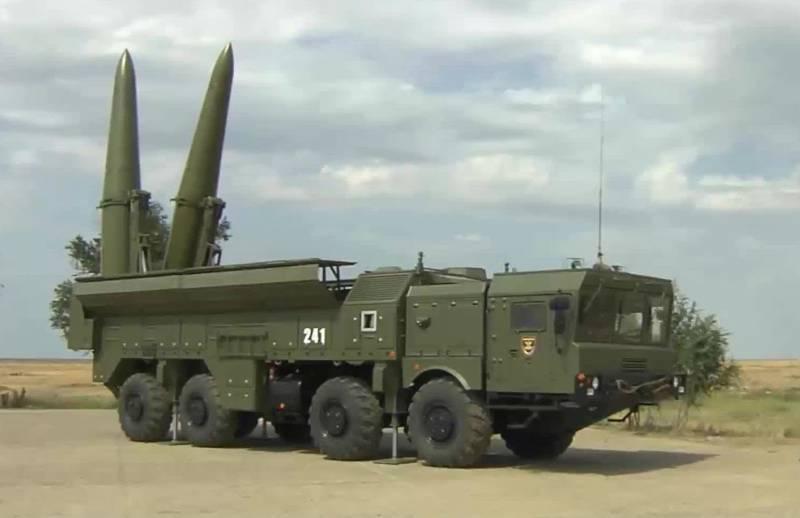 Очередной комплект комплекса «Искандер-М» готов к передаче военным