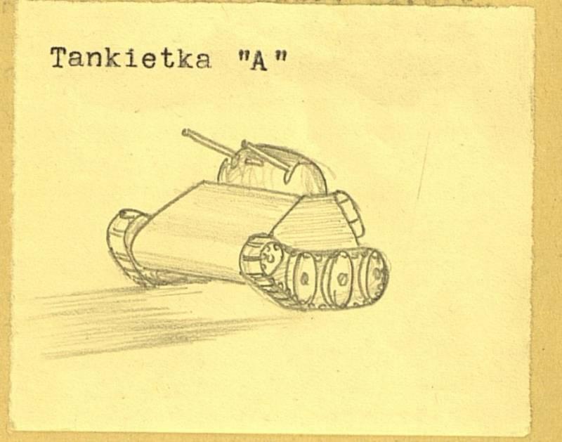 Проекты танков польского фантаста Станислава Лема