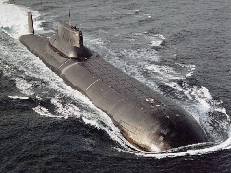 Представитель ОСК: решение об утилизации АПЛ «Акула» ещё не принято