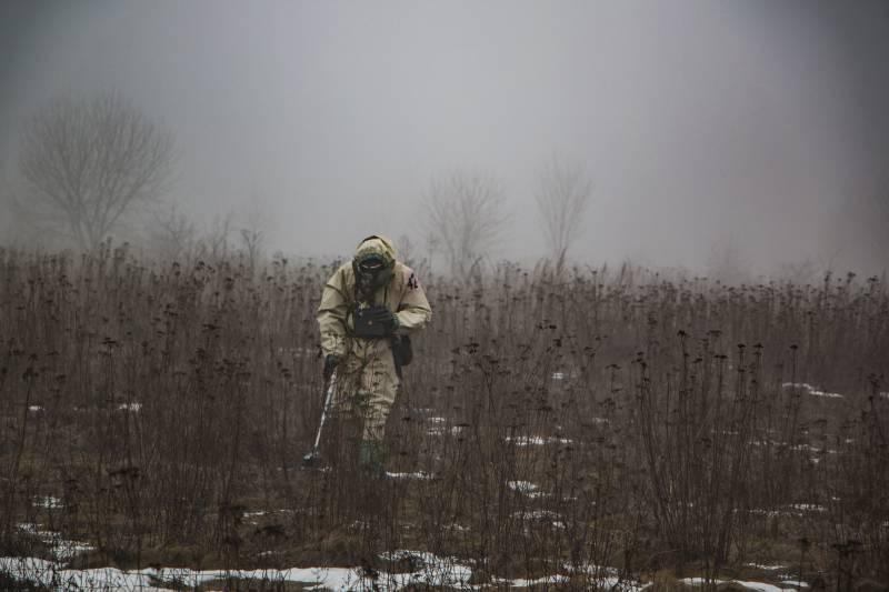 Дню войск радиобиологической и химической защиты посвящается