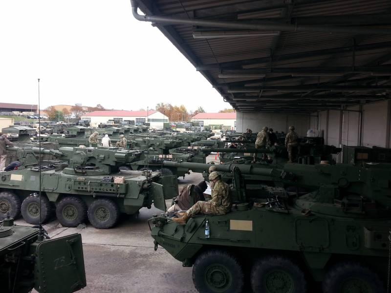 Пентагон: США продолжат переброску войск в Европу независимо от намерений Трампа