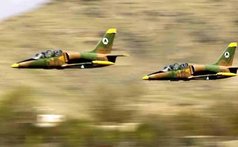 Служба и боевое применение учебно-тренировочного самолёта L-39 Albatros. Часть 2-я