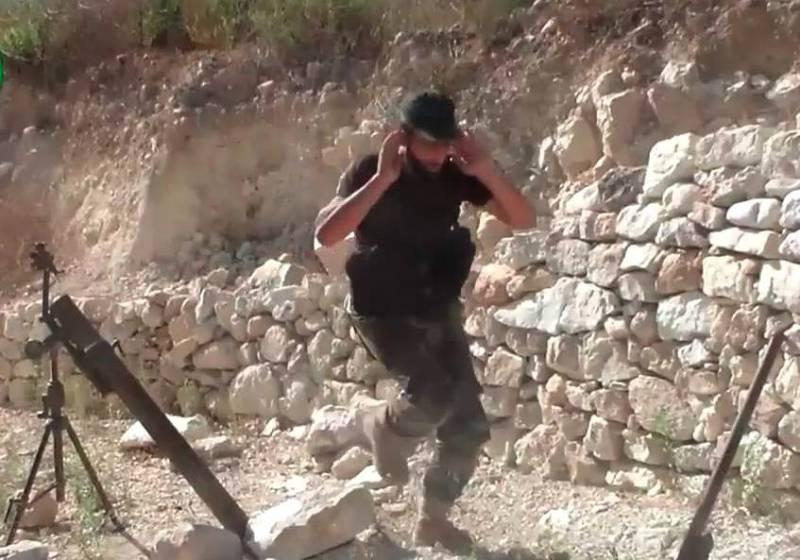Террористы применили в Ираке снаряды с хлором