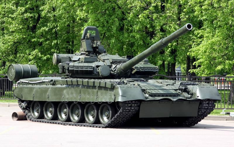В РФ ведётся подготовка к модернизации Т-80БВ