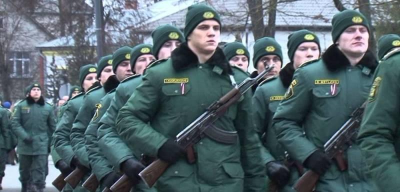 Латвийская погранслужба избавится от советского стрелкового оружия