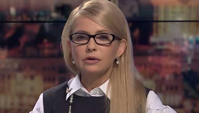 Тимошенко зовёт украинцев на новый майдан