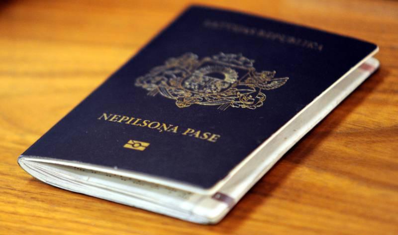 Россия введёт безвизовый режим для всех неграждан Латвии и Эстонии