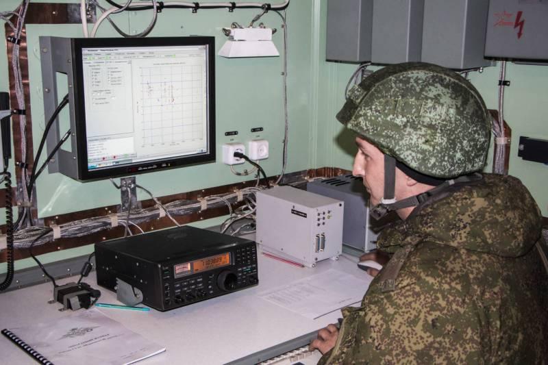 Российская промышленность создает систему РЭБ стратегического назначения