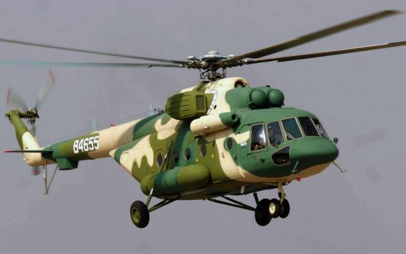 Очередная партия Ми-171Ш отправлена в Бангладеш